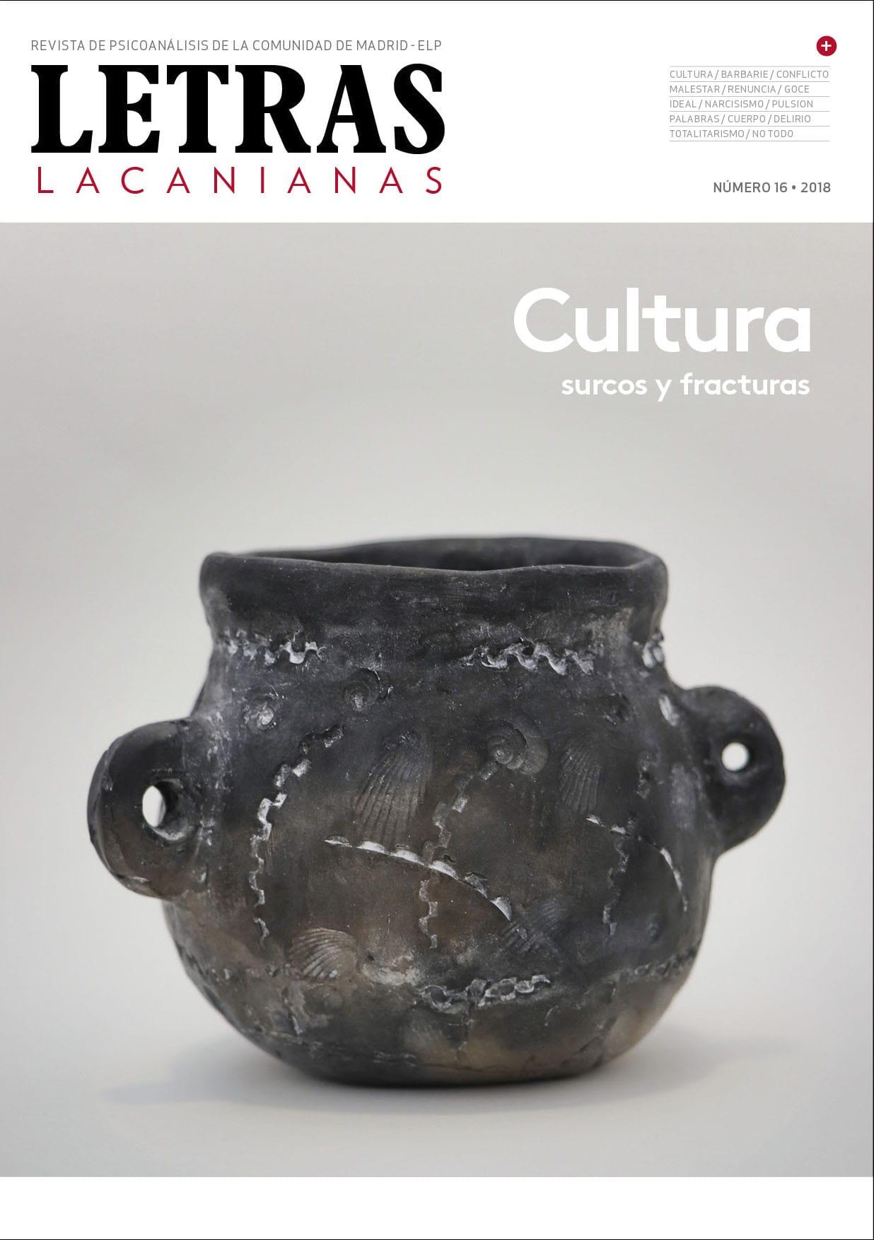 Letras Lacanianas 16