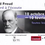 Exposición <i>Sigmund Freud, de la mirada a la escucha</i>