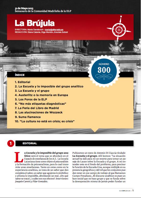 La Brújula 300