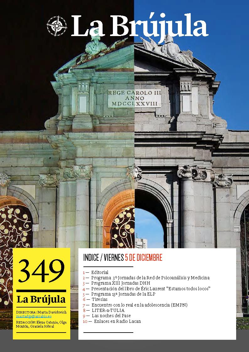 La Brújula 349