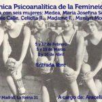 La clínica psicoanalítica de la femineidad: mujeres, una por una. Reseña de la Enseñanza declarada a cargo de Araceli Fuentes.