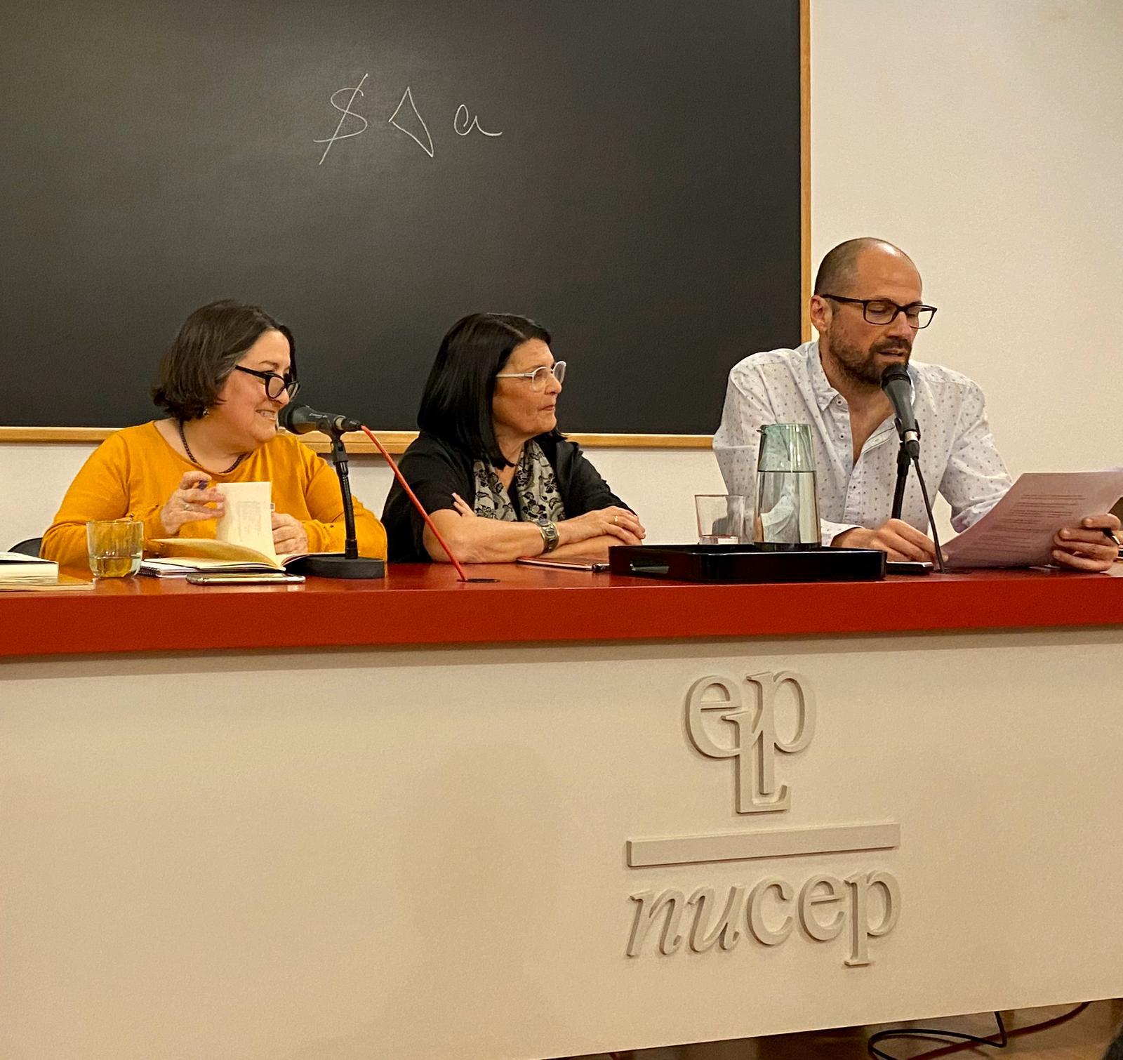 BOLM Presentación Reding Interior de María Navarro. Intervención de Jesús Rubio.