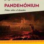 """Presentación en la BOLM """"Pandemonium"""" de Jorge Alemán."""