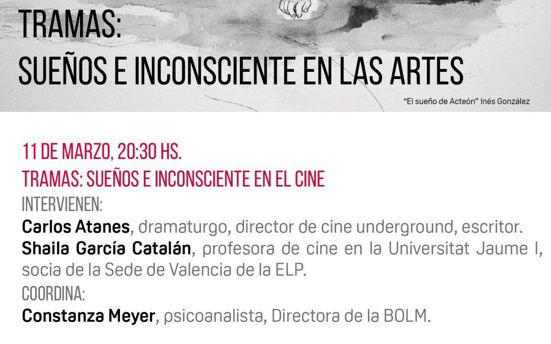 Tramas: Sueños e inconsciente en el cine