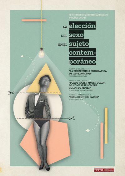 """III Conferencias Internacionales Jacques Lacan: """"La elección del sexo en el sujeto contemporáneo"""""""