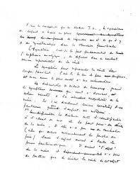 Carta del 1 de mayo de 2021 de Jacques-Alain Miller