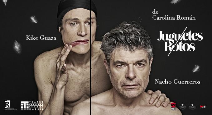 "TEATRO: ""Juguetes Rotos"" por Mila R. Haynes y Eduardo Jiménez"